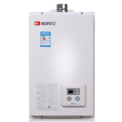 NORITZ 能率 GQ-1350FE 燃气热水器 13L