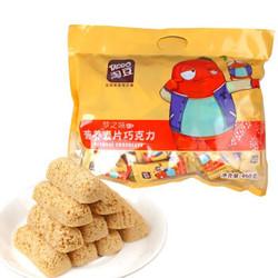 TAODO 淘豆 营养麦片巧克力 468g*2 *2件