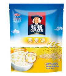 QUAKER 桂格 谷香多珍燕麦饭 600g