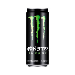 Monster 能量型维生素运动饮料 330ml*24 整箱