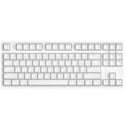 历史新低:iKBC C87 机械键盘 红轴/茶轴 白色 茶轴黑色 *2件