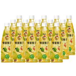 【京东超市】康师傅 蜂蜜柚子 500ml*15瓶 箱装