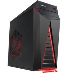 历史新低:机械革命(MECHREVO)NX7-200 台式游戏电脑主机(七代i7-7700 8GDDR4 120GSSD+1T GTX1050TI 4G独显 win10)