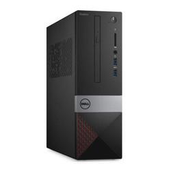 戴尔(DELL)成就3268-R14N8商用台式电脑主机(i5-7400 4G 1T DVD WIFI 蓝牙 三年上门 硬盘保留 Win10)