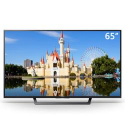 SONY 索尼 KD-65X7500D 65英寸 4K液晶电视