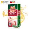 限地区:众果100%纯果汁 久保水蜜桃混合果汁 便捷装 1L×6盒 *2件 29.9元(合14.95元/件)