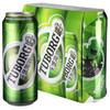 乐堡啤酒罐装500mL*3 *12件 116元(合9.67元/件)