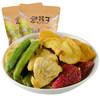 【京东超市】熊孩子 综合蔬果脆100g*2袋 蔬菜干果蔬干 脱水水果干休闲零食 14.95元