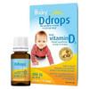 Ddrops 婴儿维生素D3滴剂 90滴  *4件 $ 45.96包直邮 (需用码,约 ¥ 311)