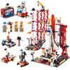 GUDI 古迪 88158816 儿童积木拼装玩具 航天飞机+神舟十号 158元包邮(需用券)