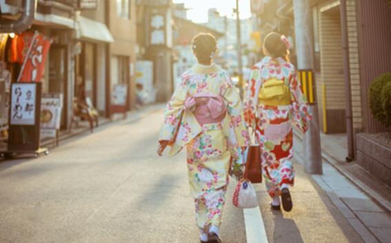 日本东京 和服体验预约