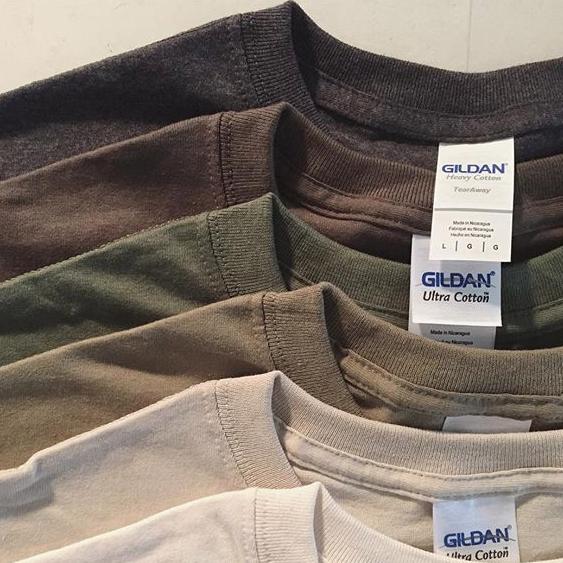 10美元以内高品质纯棉T恤,支数/克数/版型信息全覆盖