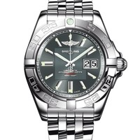 BREITLING 百年灵 Galactic 41系列 A49350L2-F549-366A 男士机械腕表