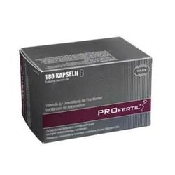 ProFertil 男性备孕提高精子活力胶囊 180粒