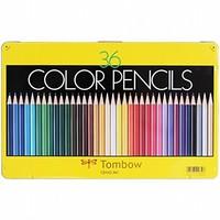 凑单品:TOMBOW 蜻蜓 36色彩色铅笔 CB-NQ36C