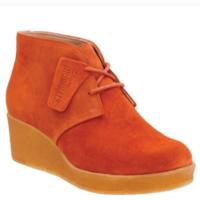 值友专享:Clarks Athie Terra Wedge 女士坡跟休闲鞋