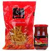 西班牙进口 公鸡 (GALLO) 乐享装意面酱组合(螺丝形意面+番茄罗勒意粉酱)450g *2件 29.9元(合14.95元/件)