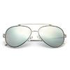 HAN HN52013 不锈钢防UV太阳镜 69元包邮(需用券)