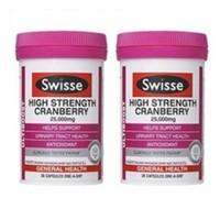 Swisse 强效蔓越莓精华胶囊 30粒*2瓶