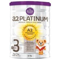 a2 艾尔 Platinum白金 婴儿奶粉 3段 900g