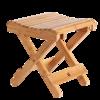妙竹 折叠凳子 可承重230斤  29元包邮(需用券)