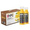 农夫山泉 100% NFC橙汁300ml*10瓶 礼盒 65元
