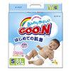 Goo.N 大王 维E系列 婴儿宝宝尿不湿/纸尿裤 小号S 84片 4-8kg 52元
