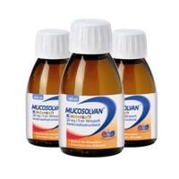 Mucosolvan 沐舒坦儿童糖浆 3*100ml/瓶