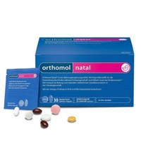 orthomol Natal 孕期及产后综合营养片/胶囊 组合装 30天