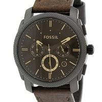 FOSSIL Machine系列 FS4656 男士时装腕表