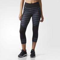 凑单品:adidas 阿迪达斯 Performer High-Rise 女款7分运动紧身裤