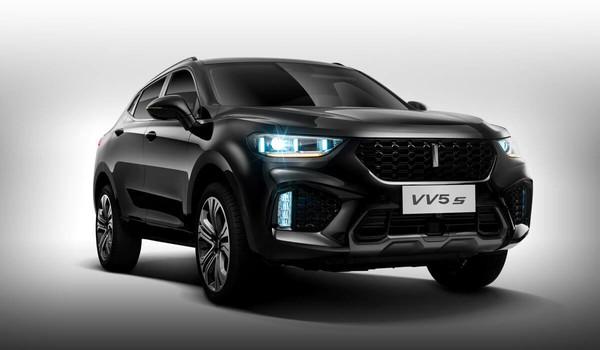 长城魏派VV5s 全新紧凑级SUV