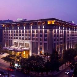 西安万达希尔顿酒店+悦椿温泉门票