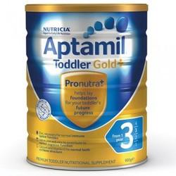 Aptamil 爱他美 3段 婴儿奶粉 金装 900g