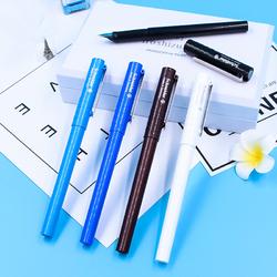 施耐德钢笔、原木抽纸、网格泡沫轴等