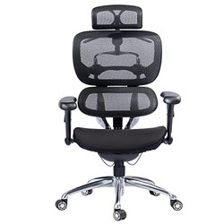 心家宜 M-808 金耀人体工学舒压椅