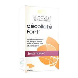 biocyte 丰胸胶囊 60粒
