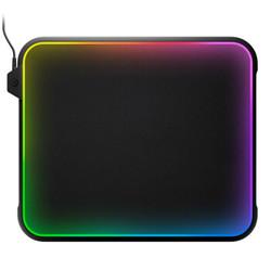 steelseries 赛睿 QcK Prism 全彩RGB灯光效果