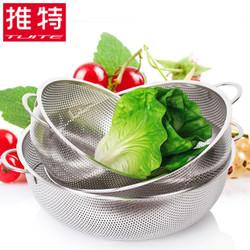 不锈钢洗菜盆 20cm