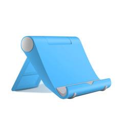 摩力电 手机支架 蓝色