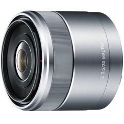 SONY 索尼 E 30mm F3.5 微距镜头