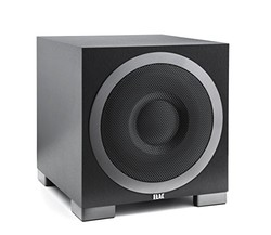 ELAC DS10EQ1-BK 10' 400W Powered Subwoofer by Andrew Jones