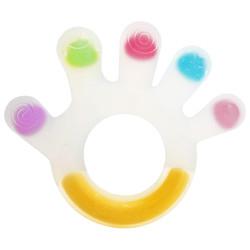 haakaa 安抚牙胶 缤纷手掌(送挂绳和收纳盒)