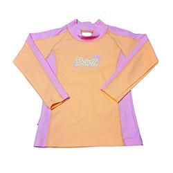 Baby Banz 宝宝儿童防紫外线连体游泳套装UPF50+ 8-9岁 橙色