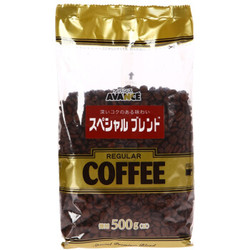 国太楼 日本进口 咖啡豆 混合风味500g