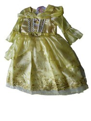 Disney 迪士尼 贝儿跳舞裙DIS11-101B (95-105)