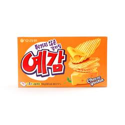 ORION 好丽友 非油炸奶酪味薯片 180克/盒
