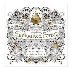 《Enchanted Forest 魔法森林:秘密花园Ⅱ》(英文原版)