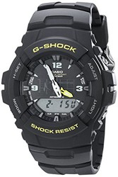 CASIO 卡西欧 G-Shock G100-9CM 男士时装手表