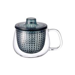 利快KINTOUNIMUG藏青盖茶壶新(350ml)(进口)
